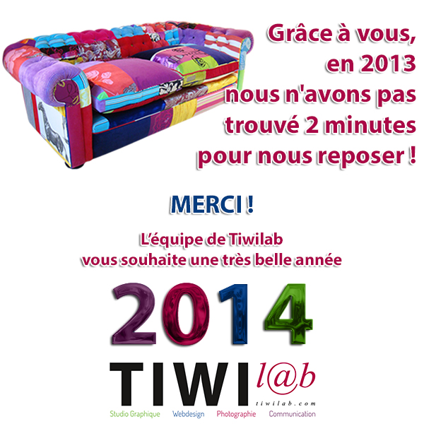 Meilleurs Voeux 2014 !